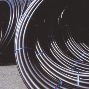 MDPE/HDPE Black Non Potable Pipe