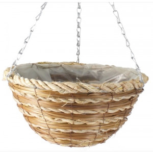 Rattan/Wicker Hanging Baskets