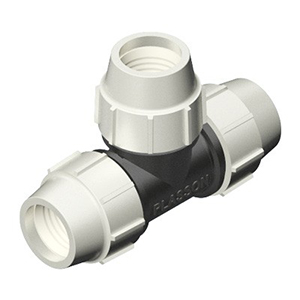 PLASSON Compression Fittings PN16