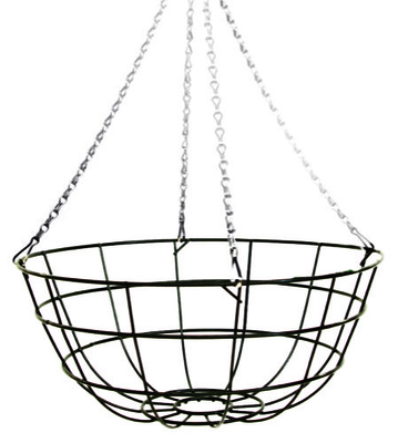 Wire/Wrought Iron Hanging Baskets