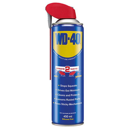 Lubricants & Sprays