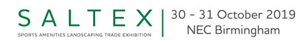 Saltex - visit us at the Sports Amenities Landscaping show