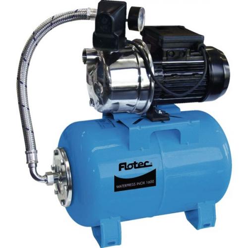 Waterpress Inox 1000 (55/45) 230v Auto Pressure Set [25L Vessel]