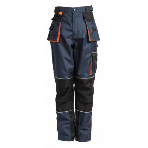 ELKA Working Xtreme Trousers DUSTY BLUE