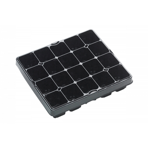 Modiform Hobby Tray 1473/20 (Black) (4050/P) - Each