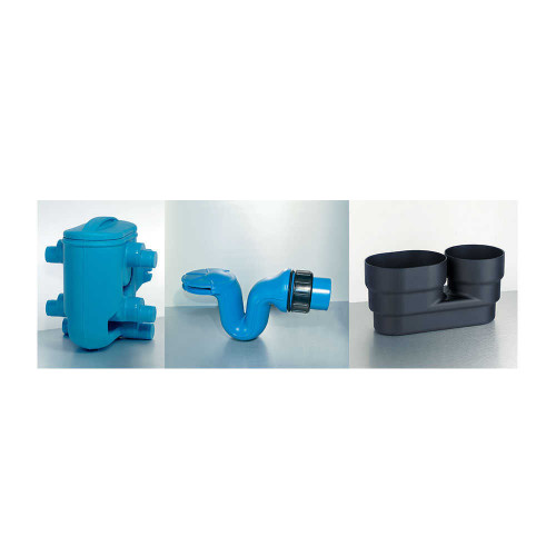 Enduramaxx Rainwater Filter Kit C