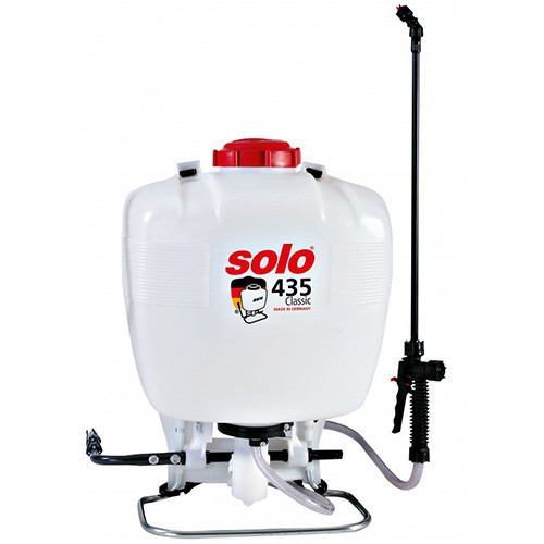 SOLO 435 Backpack Sprayer 20L 6bar (Piston Pump)
