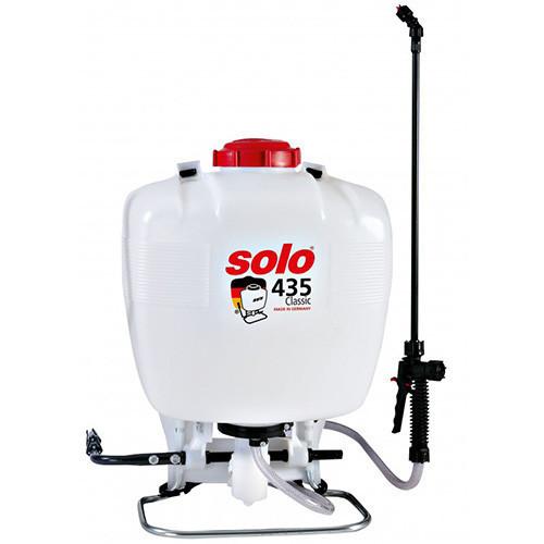 SOLO 435 Backpack Sprayer 20L 6bar (Piston Pump)