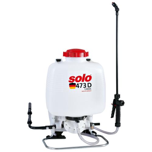SOLO 473D Backpack Sprayer 10L 4bar (Diaphragm Pump)