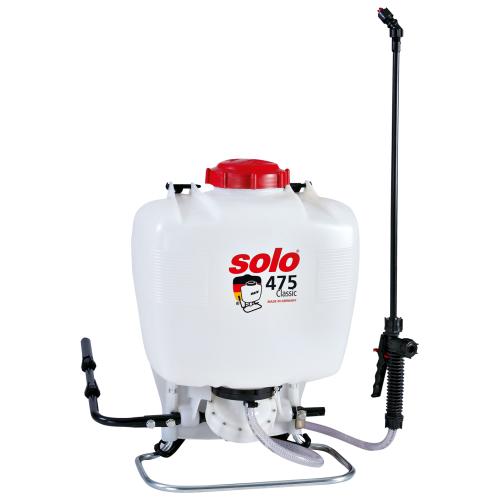 SOLO 475 Backpack Sprayer 15L 4bar (Diaphragm Pump)