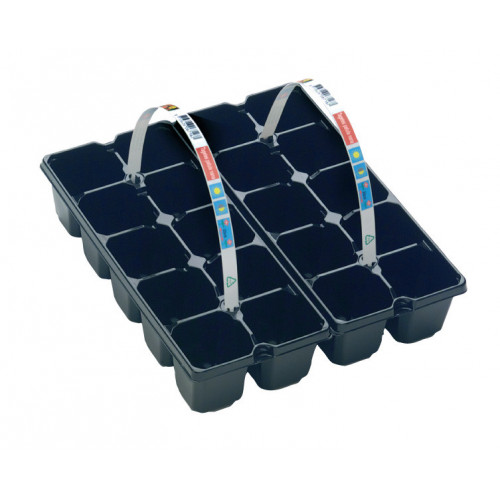 Modiform 2 x 10 Pack With Lip (3840/P,24x160/B) - Each