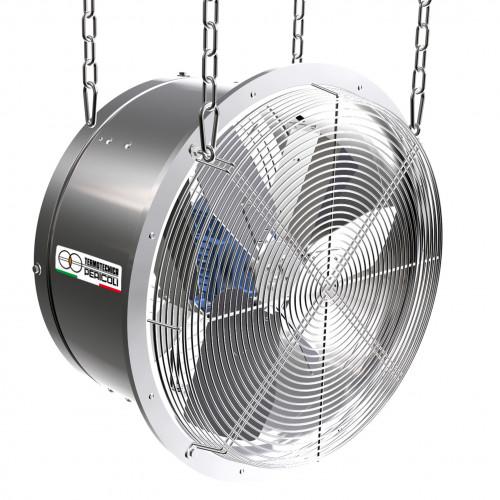 """Pericoli Air Circulation Fan 21"""" 230/50-60 1ph"""