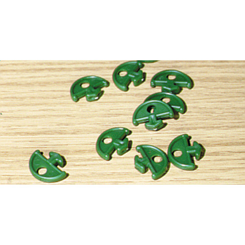 Green Alliplugs (Pack of 500)
