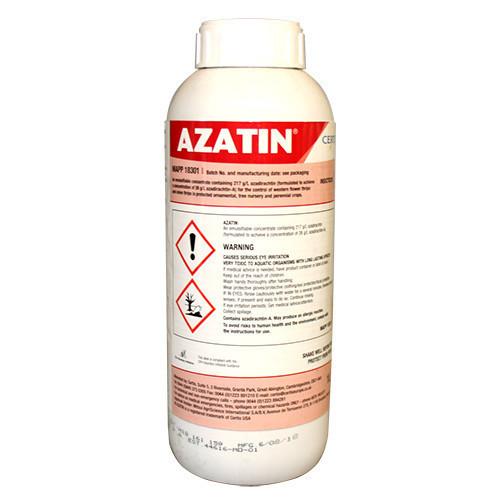 Azatin (Active - Azadirachtin) (MAPP 18301) [1L]