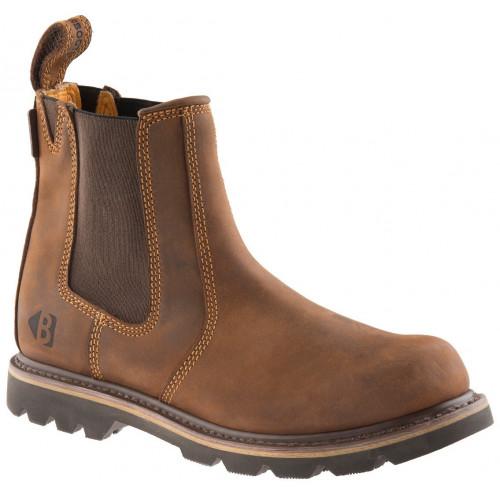 B1300 Non-Safety Dealer Boot K3 [Dark Brown] Sizes 6-13