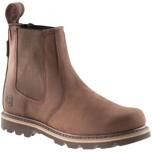 B1400 Non-Safety Dealer Boot K2 [Chocolate Oil Leather] Sizes 6-13