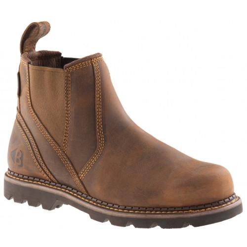 B1500 Non-Safety Dealer Boot K3 [Crazy Horse] Sizes 6-13