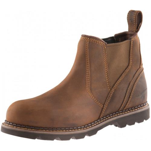 B1555 Safety Dealer Boot K2 [Crazy Horse] Sizes