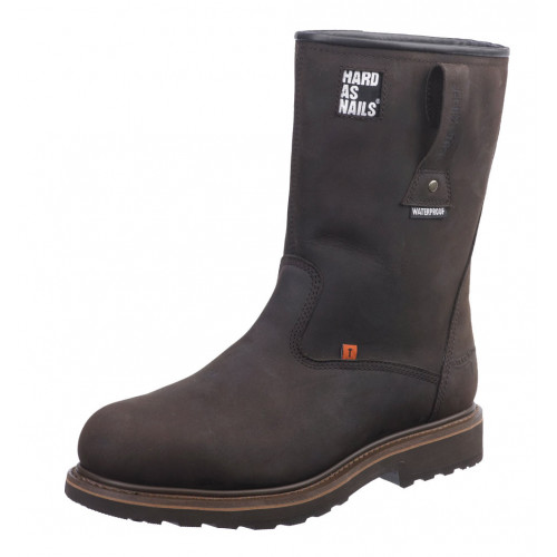 B601SMWP Safety Rigger K8 [Chocolate] Sizes 6-13