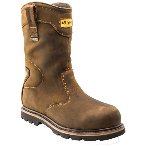 B701SMWP Safety Rigger Boot K2 [Crazy Horse] Sizes 6-13