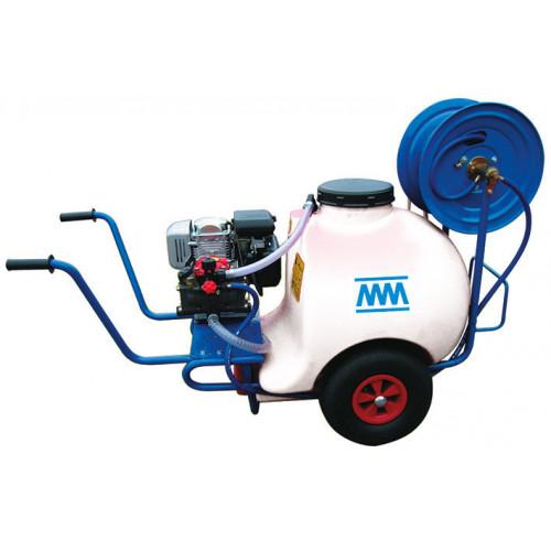 Barrow Sprayer 120L AR252 Electric Pump 230v + Hose Reel