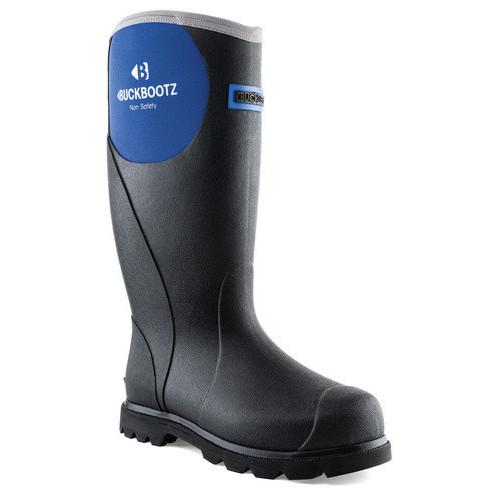 Buckler BBZ5666 Neoprene Ladies 'Proptop' Knee Boot [Black/Blue]