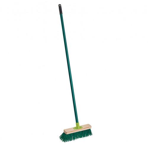"""Broom 12"""" Gardman GMT Stiff Garden"""