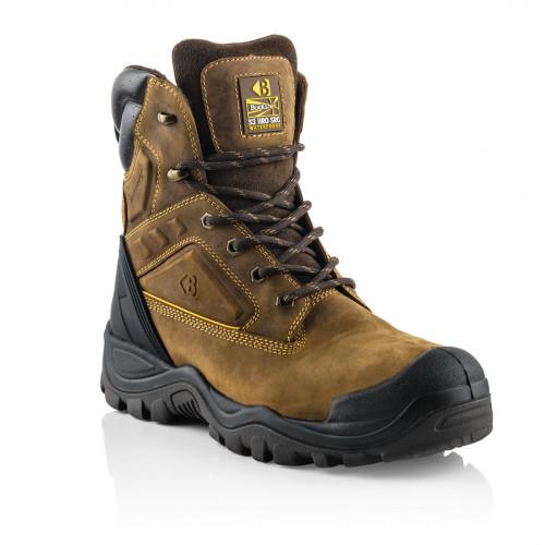 BSH011 S3 HRO WRU SRC Safety Buckshot 2 Waterproof [Crazy Horse] Sizes 6-13