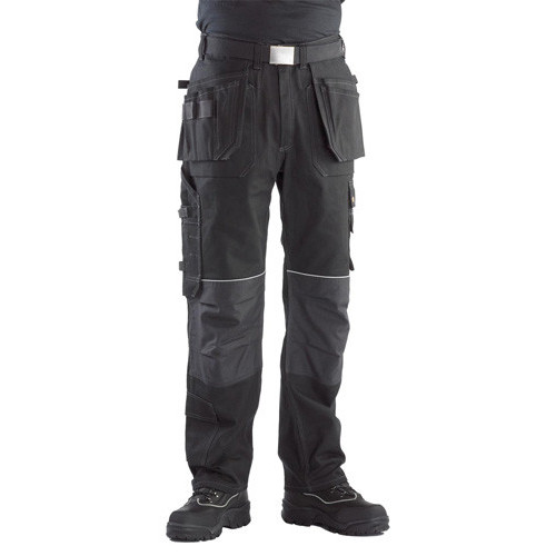 Buckler Buckskinz Work Trousers BLACK