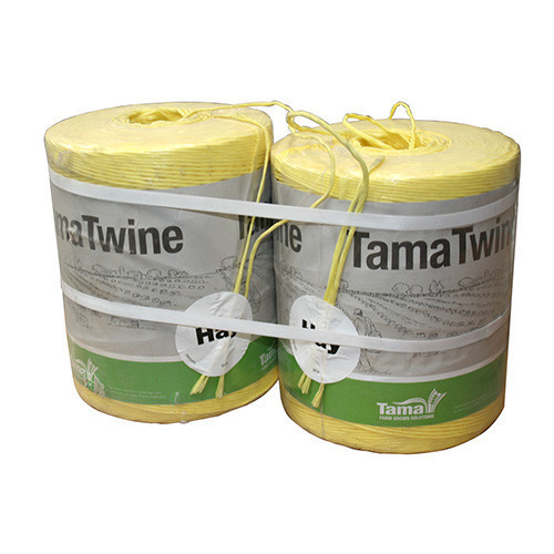 Poly Hay/Balertwine Heavy YELLOW [One Spool]