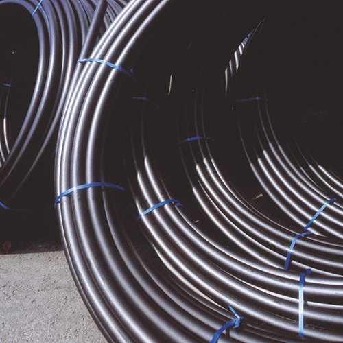 PE80 MDPE Pipe Coils [SDR13, PN10] BLACK