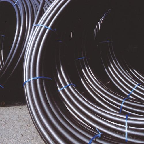 PE80 MDPE Pipe Coils [SDR13, PN10] BLACK