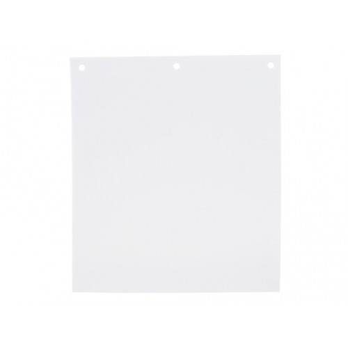 Sticky Trap White 25x20cm Blanco (PK20)