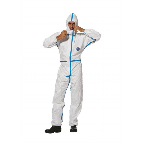 Tyvek Classic/600 Plus Hooded Coverall Cat 111