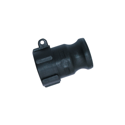 Camlock Threaded Plug Polypropylene (F)