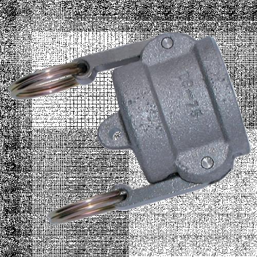 Camlock Lever Stop Aluminium