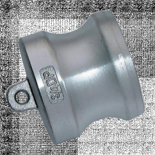 Camlock Dust Plug Aluminium