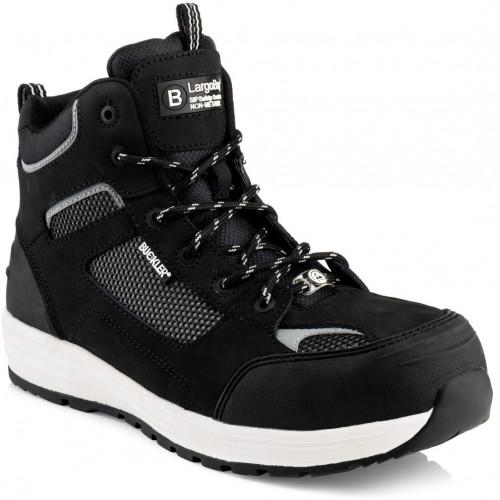 Baz S1P HRO SRC Lace Boot [Black] Sizes 6-13
