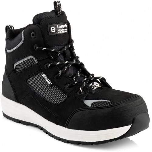 Baz S1P HRO SRC Lace Boot [Black] Sizes 6-13