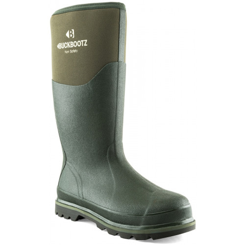 Buckler BBZ5020 Neoprene Knee Boot [Olive Green] Sizes 5-13