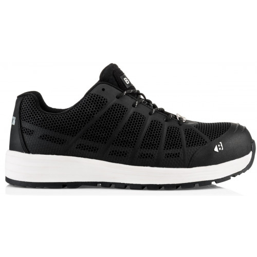 Kez S1P HRO SRC Lace Trainer [Black] Sizes 6-13