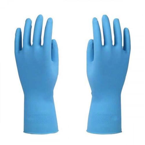 Lightweight Rubber Gloves Sz 8 [Medium]