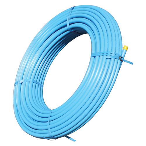 Blue MDPE Potable Water Pipe PE80