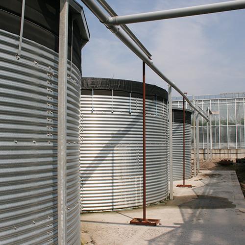Storage Tank Steel