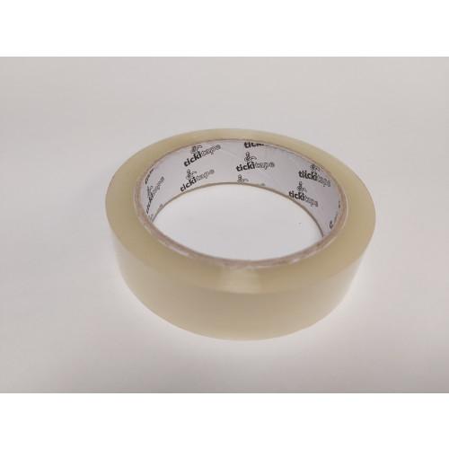 Clear Tape 25mm x 66m (72/B) - Each
