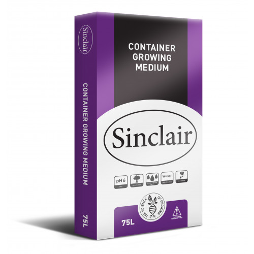 Sinclair Pro Container Compost [75Ltr] (45/Pallet) - Each
