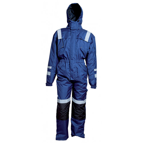 ELKA Working Xtreme Coverall BLUE