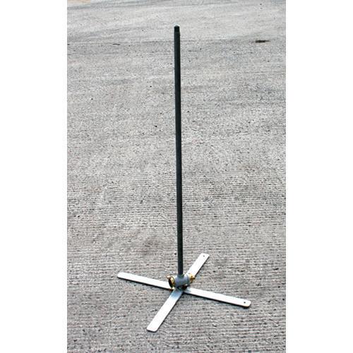 Cross Base Sprinkler Stand