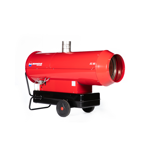 Arcotherm EC Dual Voltage Indirect Oil Fired Heaters