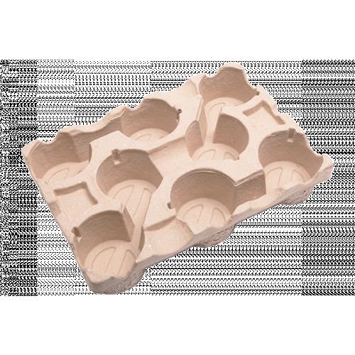 Modiform EcoExpert 8 x 10.5 cm Transport Tray - 768/Pallet